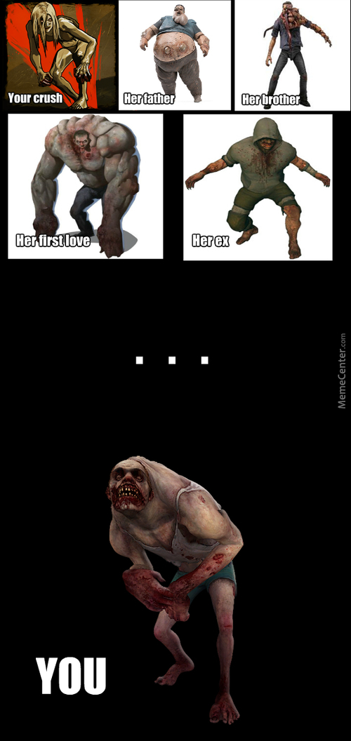 I've Been Playing A Lot Of Left 4 Dead 2 Recently.