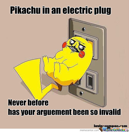 I Call It The Pika-Plug