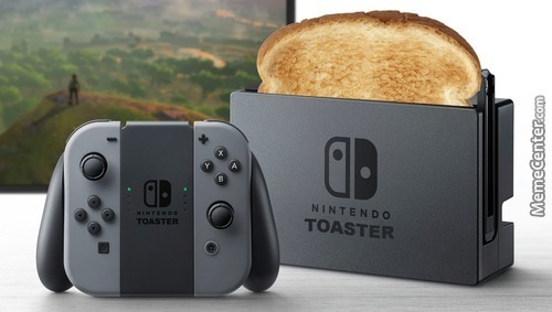 I Can't Wait For This New Toaster : D