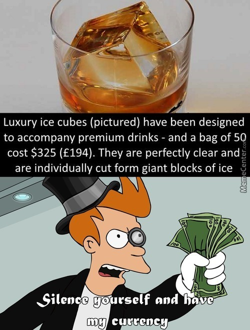 I Cant Even Afford Ice