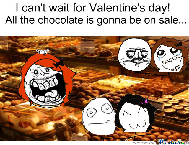 I Can't Wait For Valentine's Day...