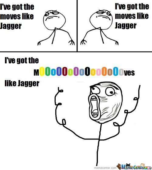 I Do Have Those Moves