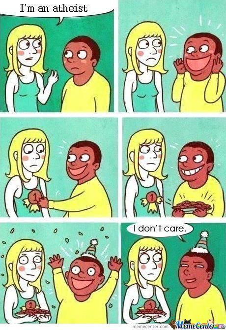 I Don't Care.....
