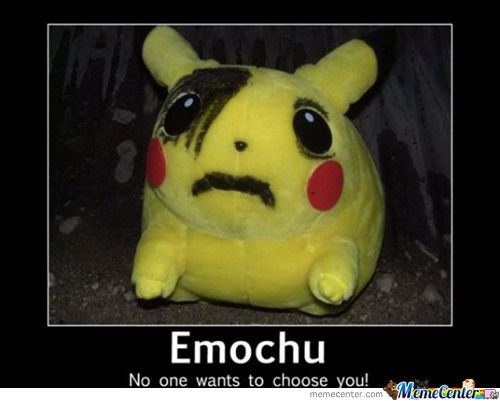 I Don't Choose You Emochu