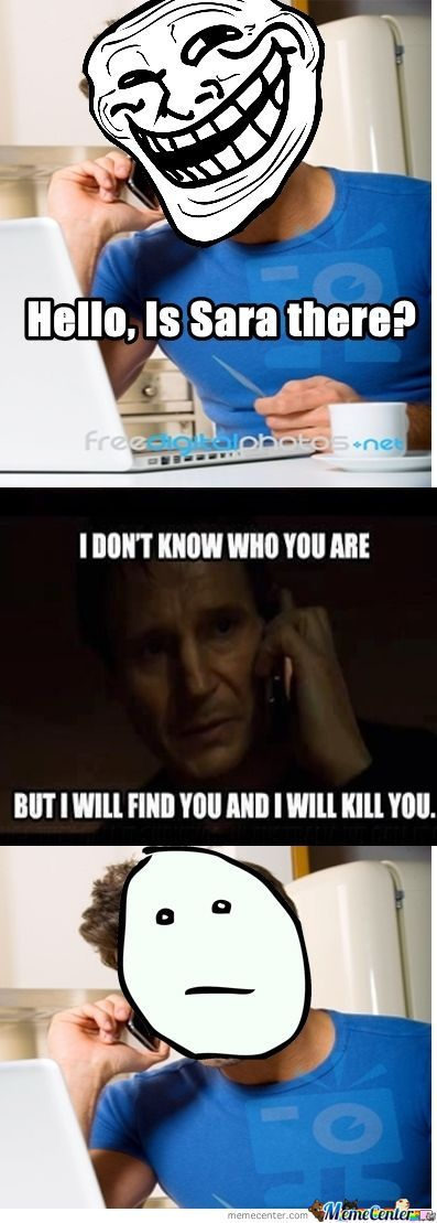 I Don't Know Who U'r ,but I'll Find And I'll Kill U by ...