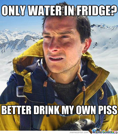 I Dont Like Water