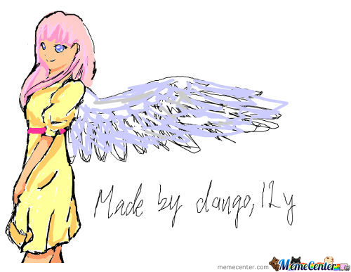 I Drew An Angel