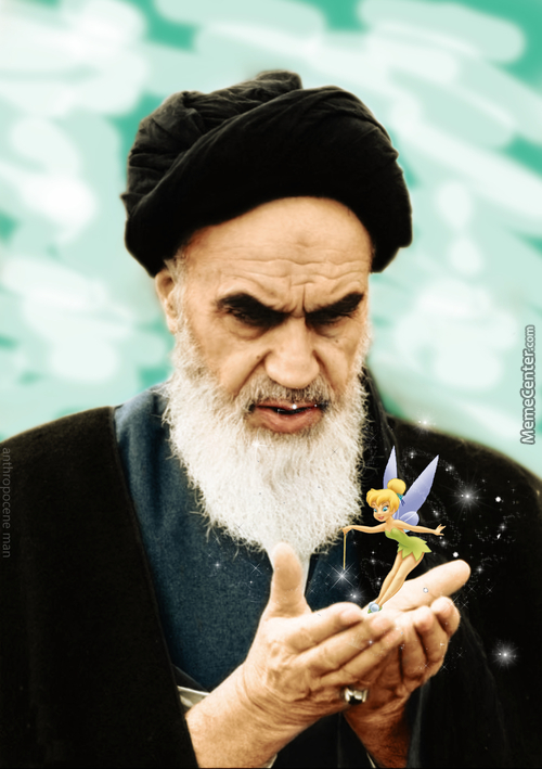 I Forgot How To Khomeini