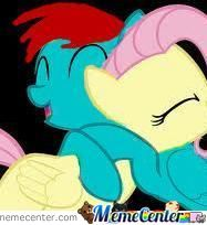 I Get To Hug Fluttershy! You Jelly?