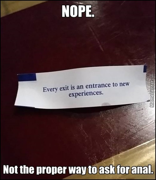 I Hate Fortune Cookies!
