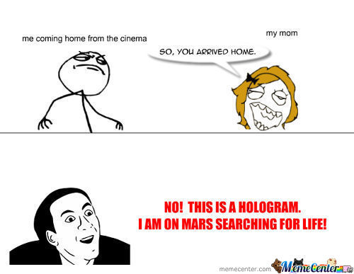 I Hate It When My Mother Ask This