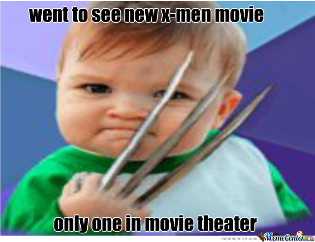 I Hate It When People Behind Me Start Talking During The Movie