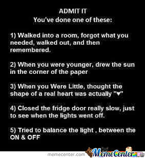 I Have Done All