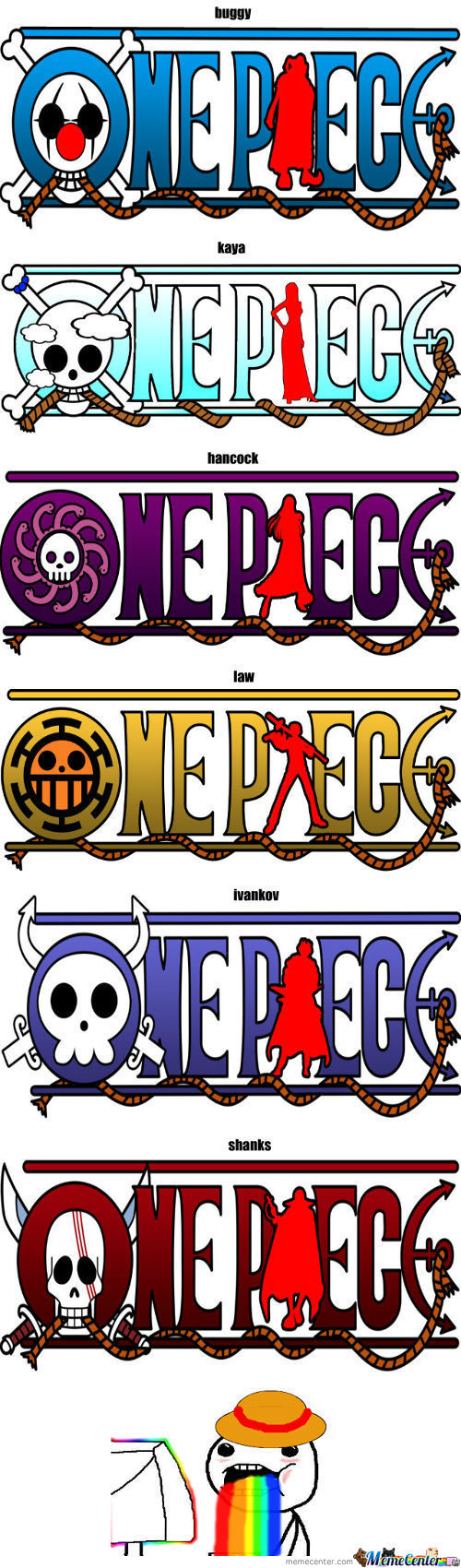 I Heard You Like One Piece