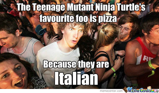 I Just Realised This About Tmnt.