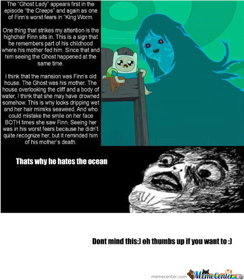 I Just Ruined Adventure Time For You