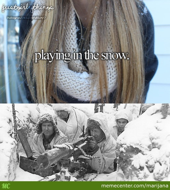 I Just Went On Justgirlythings. Will Someone Please Shot Me