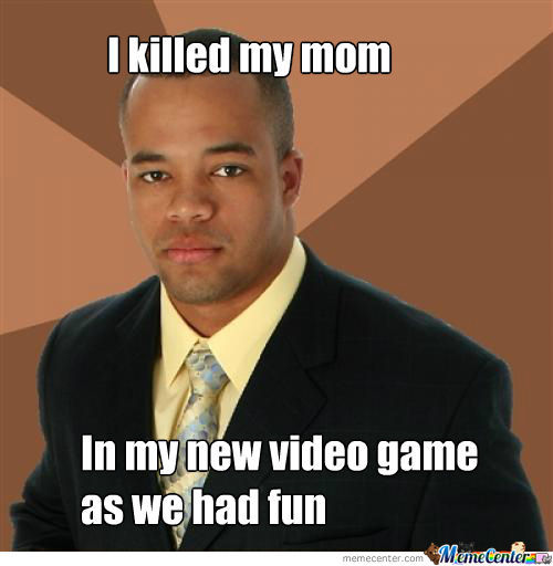 I Killed My Mom