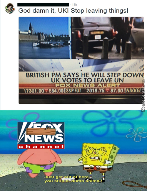 I Know That Is A Typo But Then Again It Is Fox News.