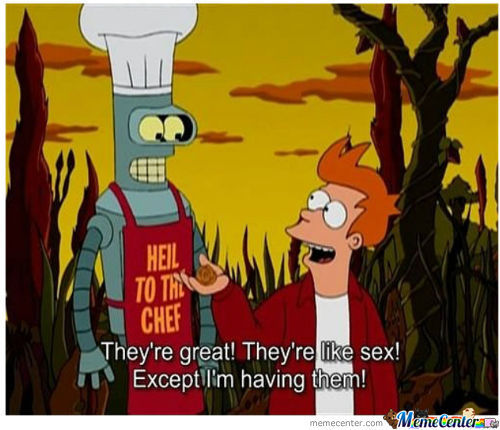 I Know The Feeling Fry