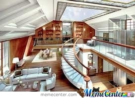 I Know U Want A House Like This