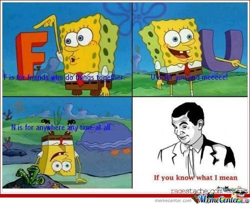 I Like Your Style Spongebob!