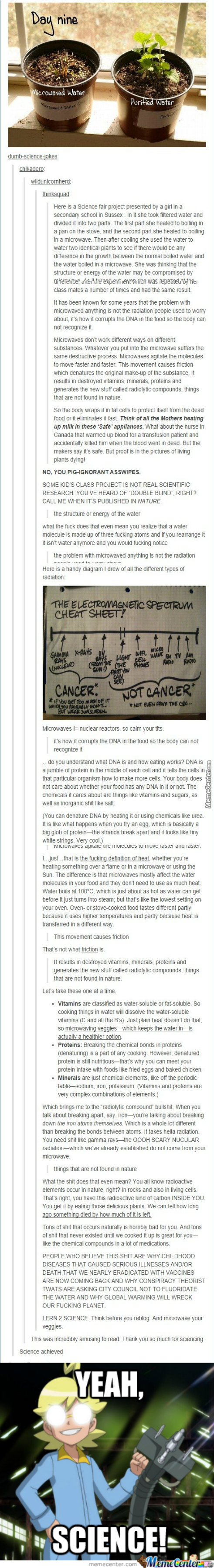 I Love The Science Side Of Tumblr