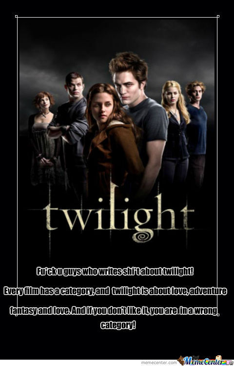 I Love Twilight!