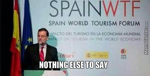 I´m From Spain And Most Of The People We Think It