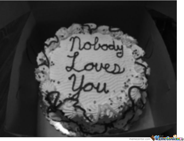 I Made A Cake For You Guys...
