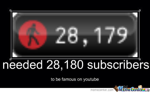 I More Subscriber