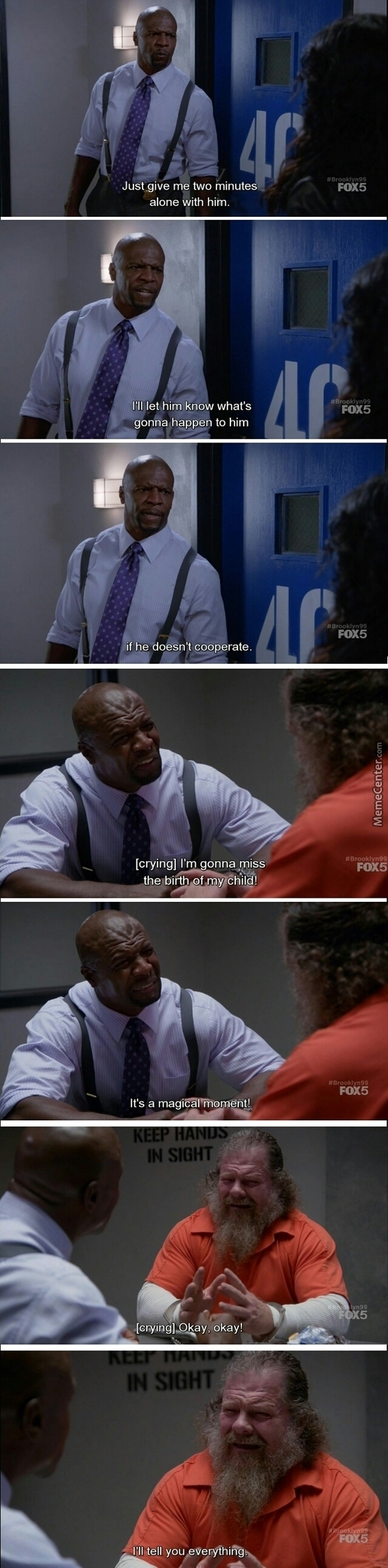 I Really Love Terry Crews He Is Amazing