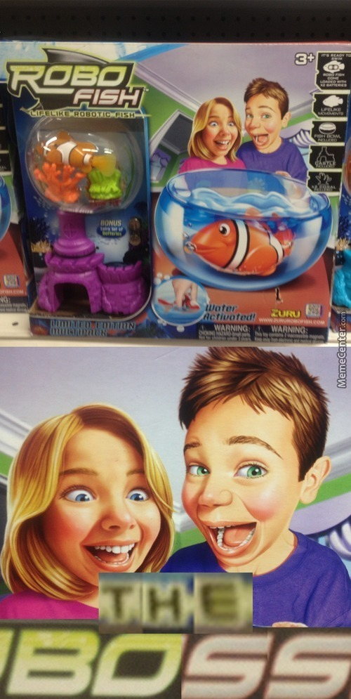 I Saw This On A Toy Store Today, Couldn`t Resist