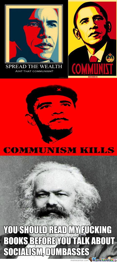 I Should Give Money To Help Out The Poor Who Have Nothing? Evil Commie!
