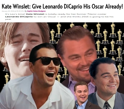 I Sincerely Doubt Leo Believes In Miracles Anymore, It's A Personal Joke
