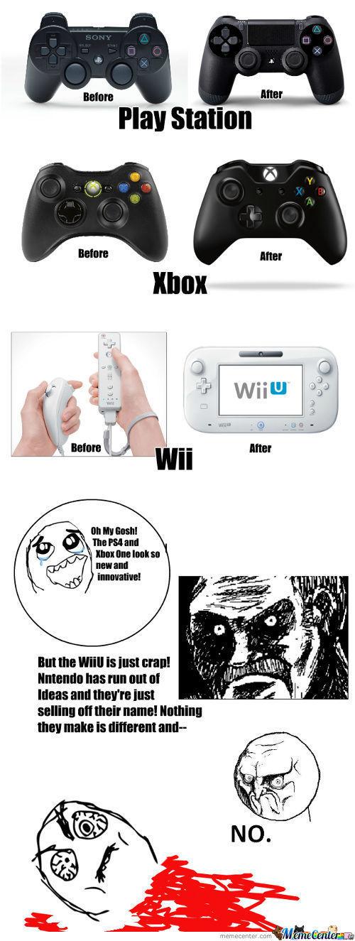 I Think I Prefer The Wiiu