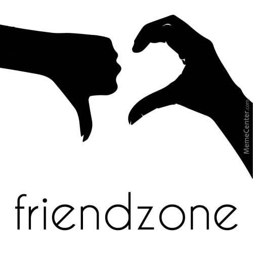 I Think It Is A Better Logo For Friendzone...