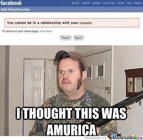 I Thought This Was Amurica..
