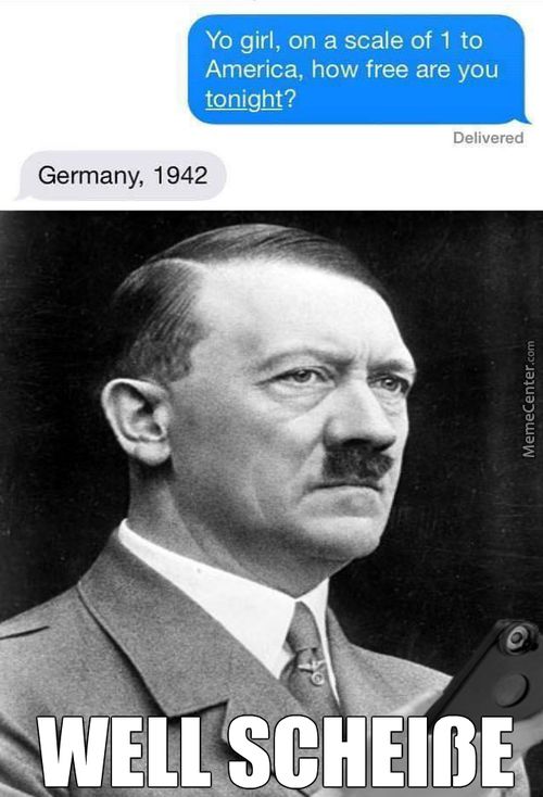 I Took German Class, I Know What The ß Means!