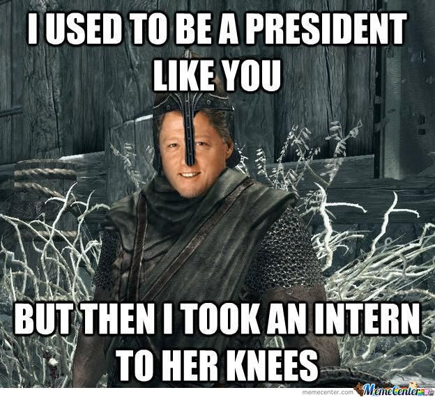 I Used To Be A President