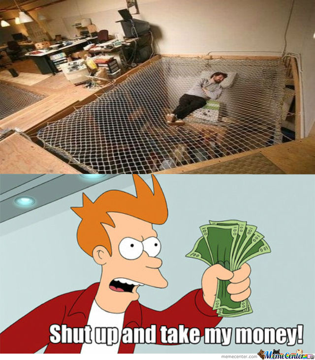 I Want This Bed!
