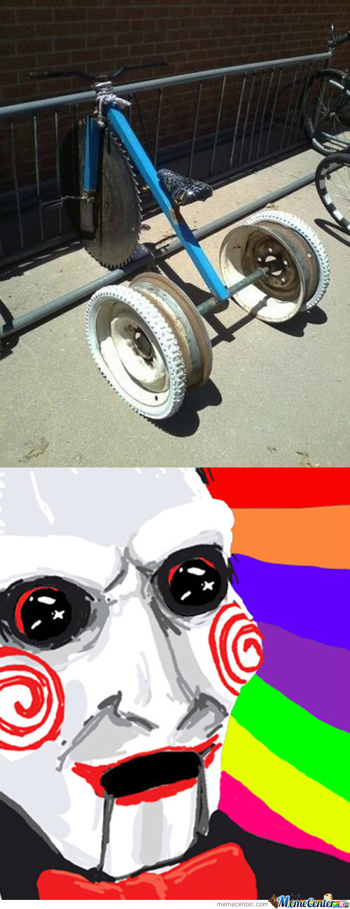 I Want To Have A Tricycle