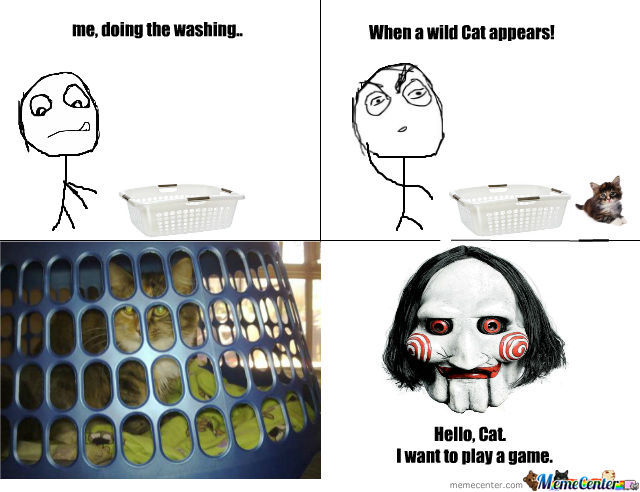 I Want To Play A Game.