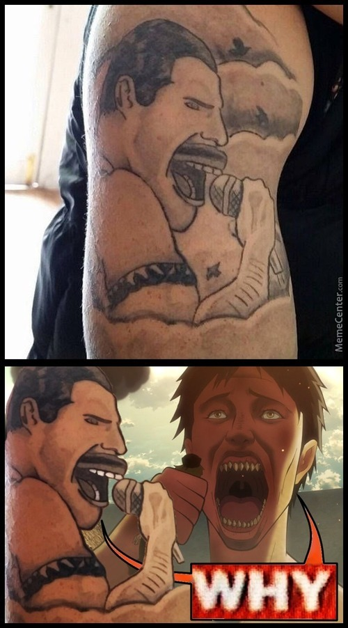 I Want To Ride My Why ( Attack On Freddie O. S. T. )