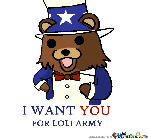 I Want You !