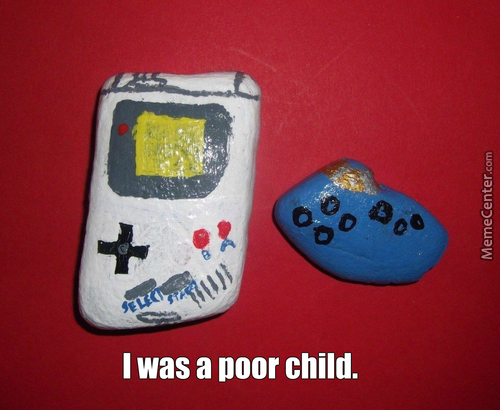 I Was A Poor Child