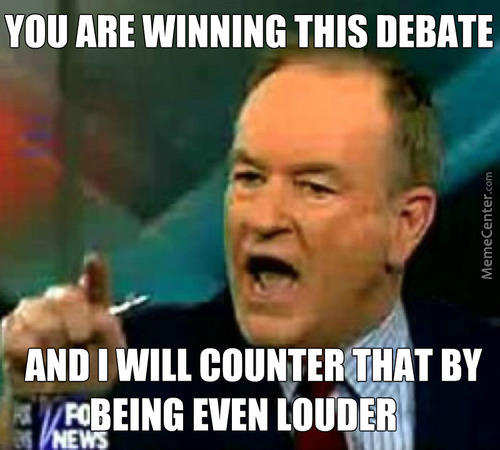 I Watch Fox News Sometimes, But Only To Laugh At Bill O'reilly