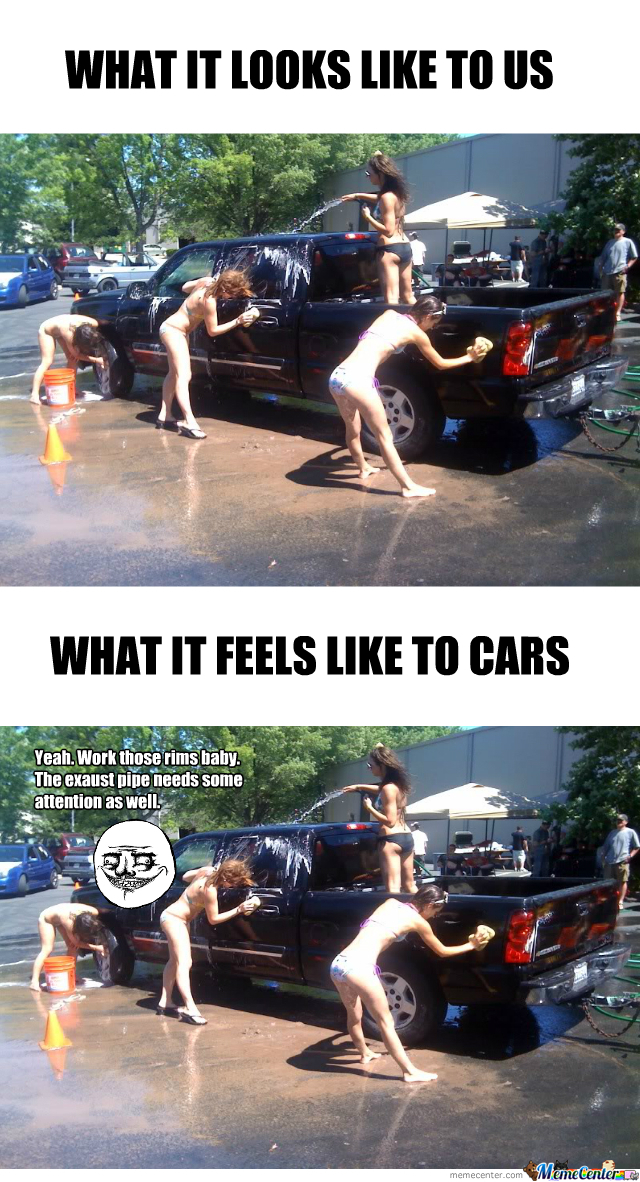 I Wish I Was A Car