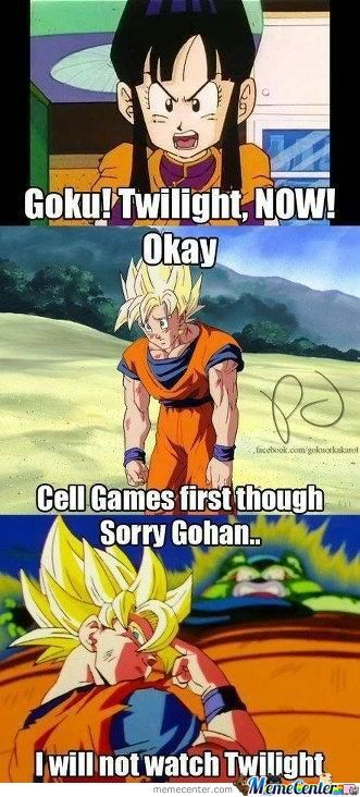 I Would Have Did The Same Thing To Goku