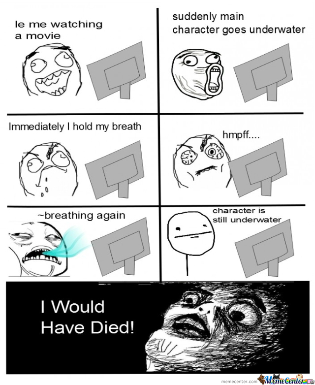 I Would Have Died